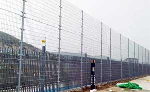 济南托马斯实验学校电子围栏案例