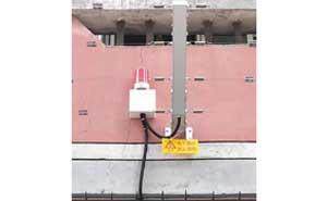 天津农学院张力电子围栏案例