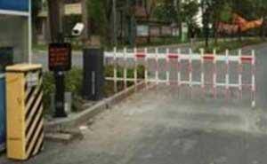 上海浦东新区海纳路星纳家园车牌识别系统案例 - 上海中出网-城市出入口设备门户