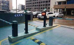 东莞互联网产业园停车场系统案例 - 东莞中出网-城市出入口设备门户