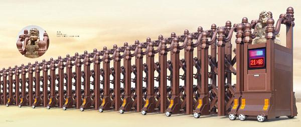 热烈祝贺吉林出安智能电动门进驻吉林紫光逸水湾